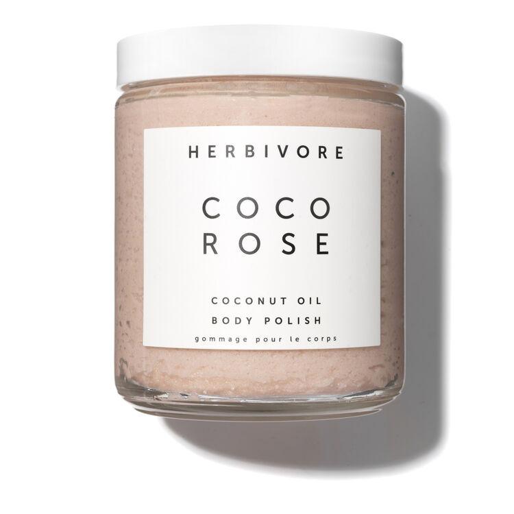 玫瑰椰奶身体磨砂膏