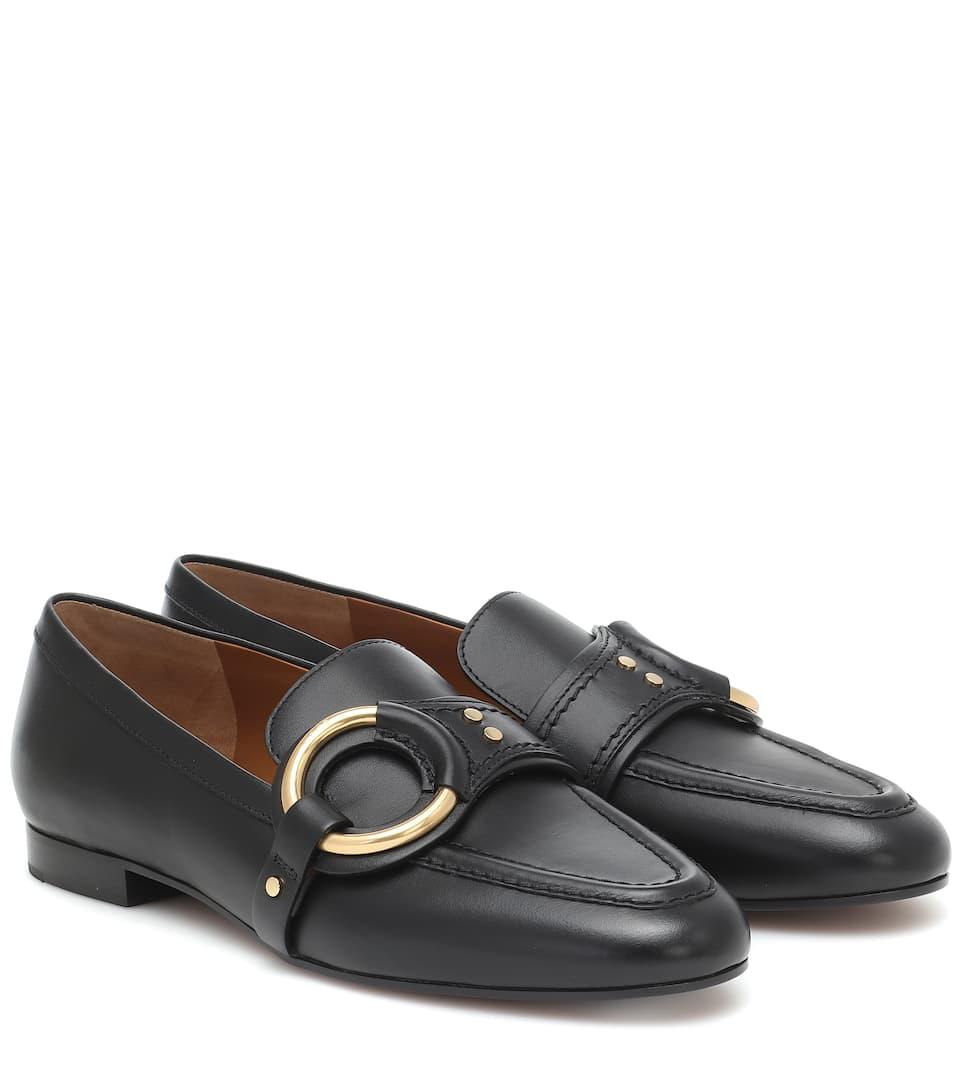 CHLOÉ 乐福鞋