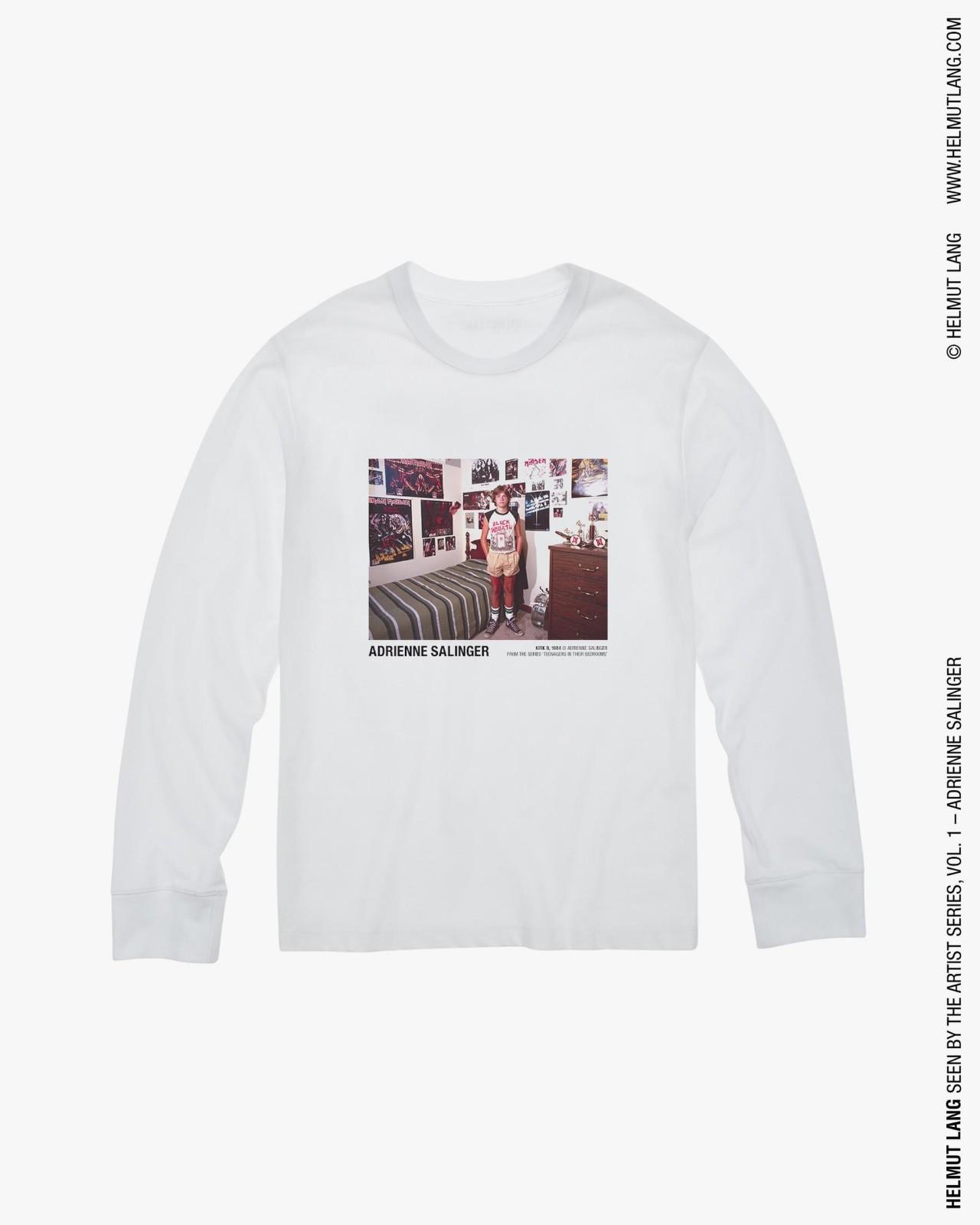 印花棉质针织T恤