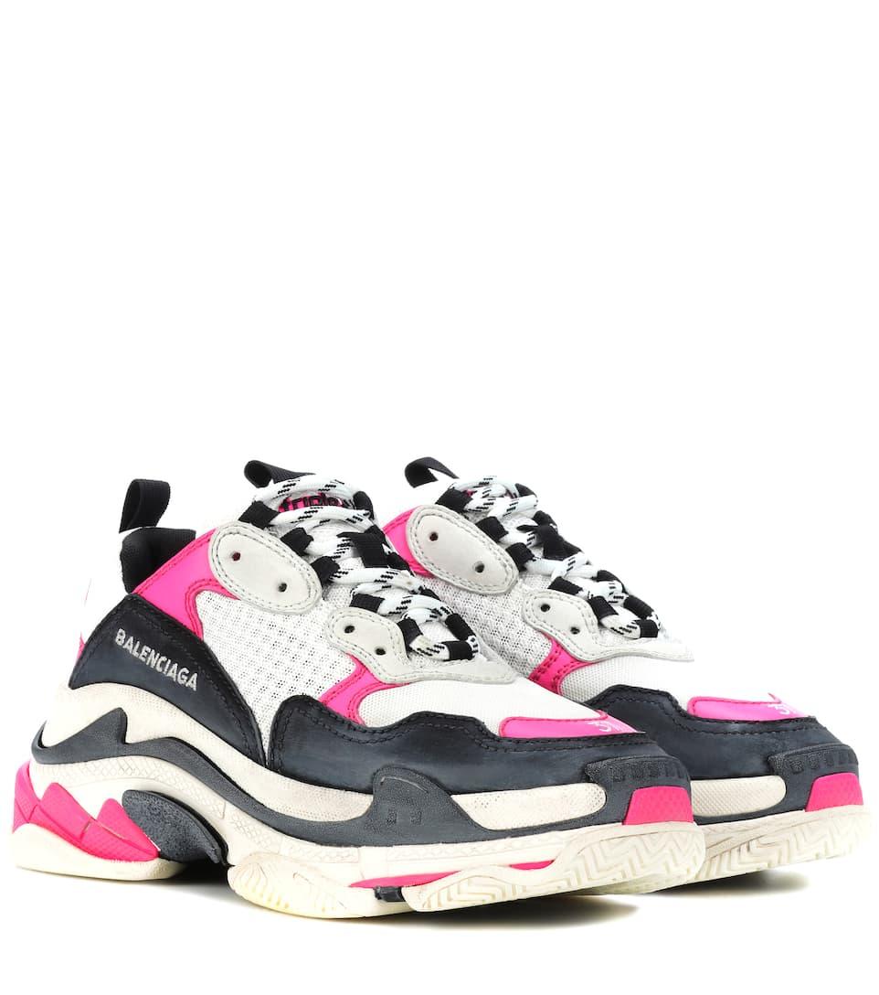 Triple S运动鞋
