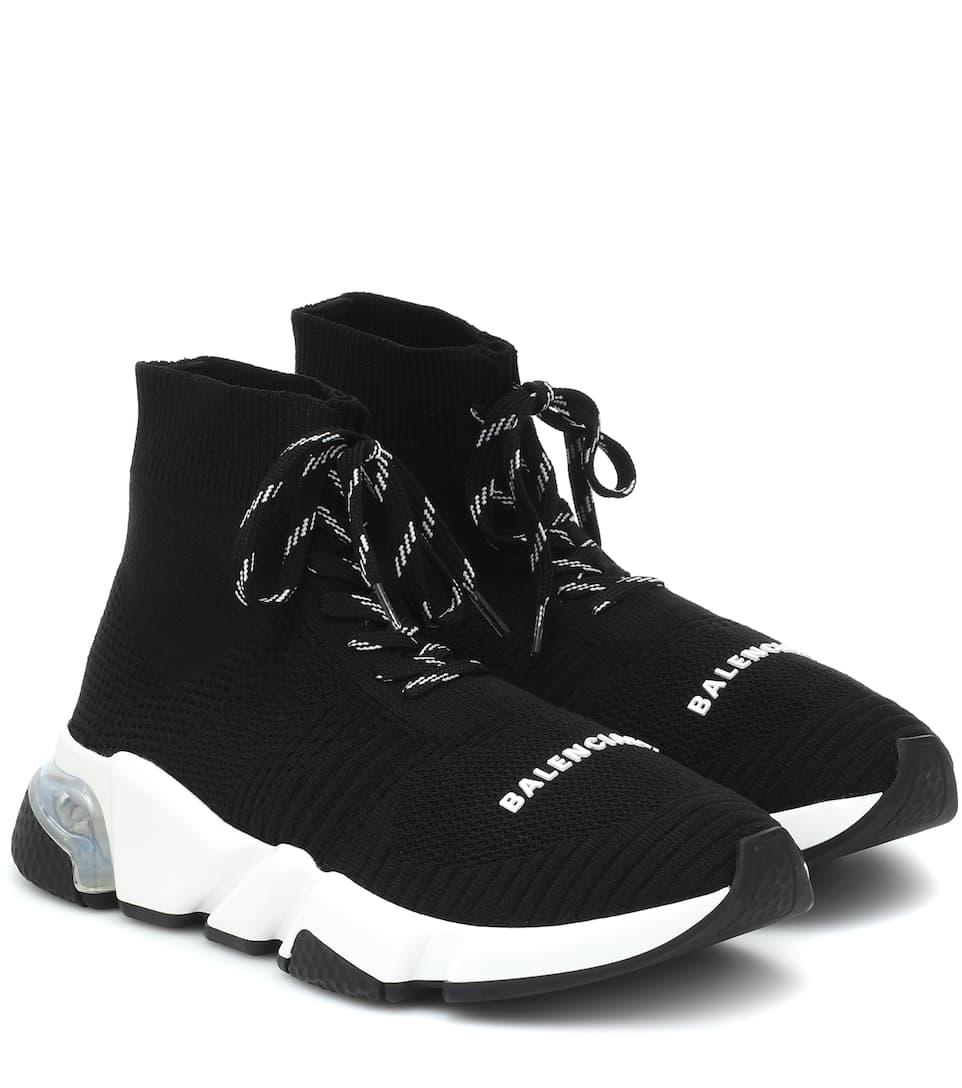 Speed绑带式运动鞋