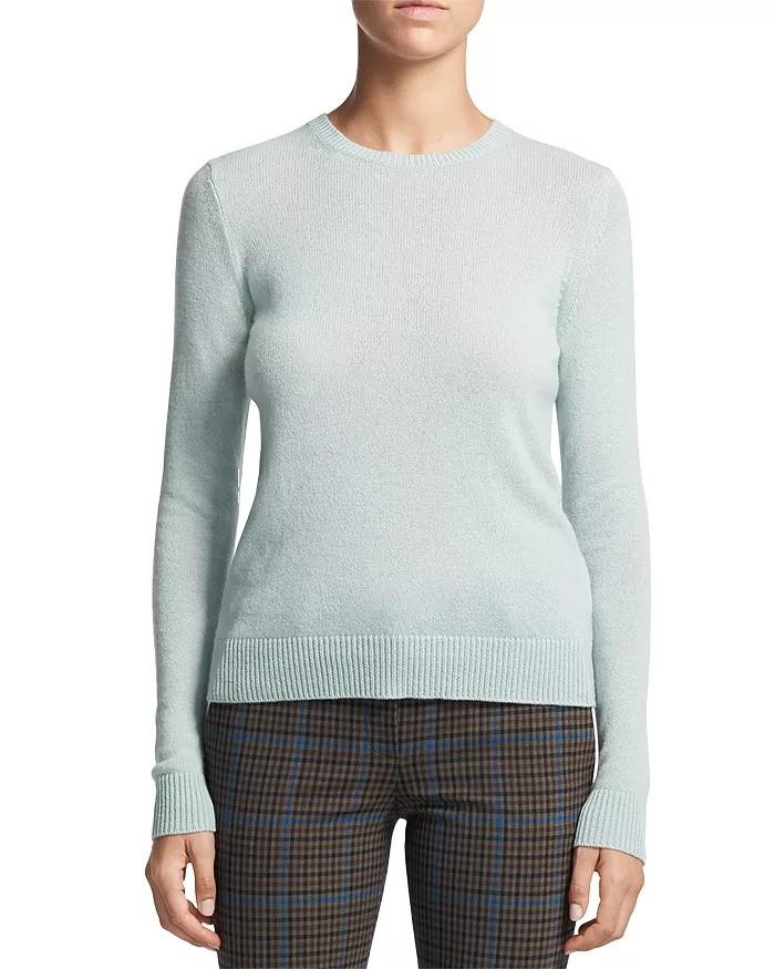 Theory 圆领羊绒衫