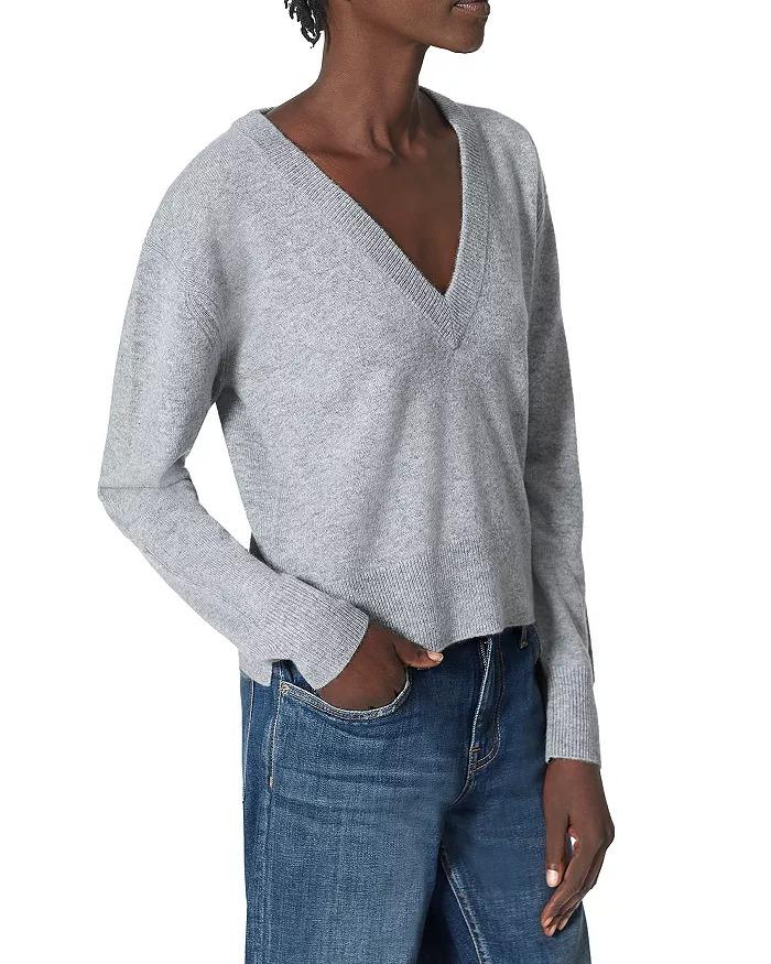 Joie V领羊绒衫