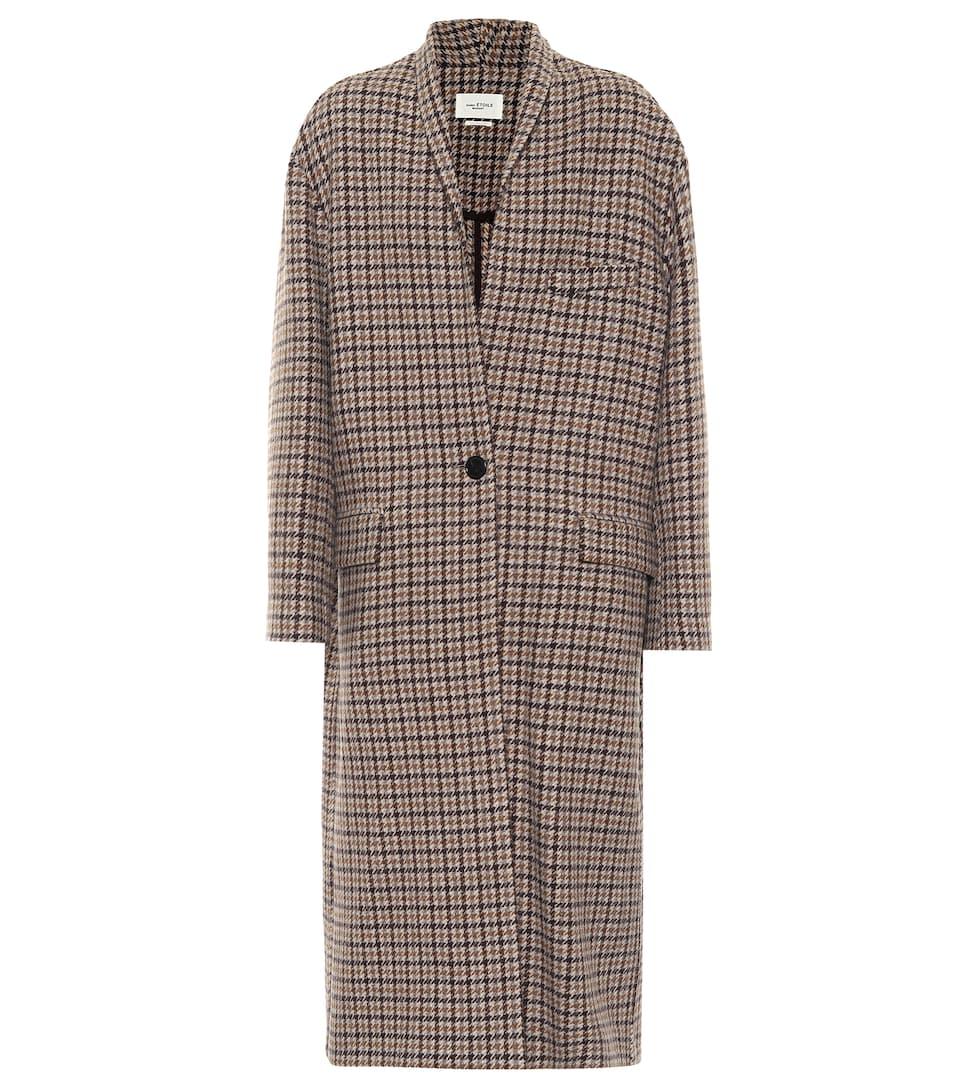 Henol羊毛大衣
