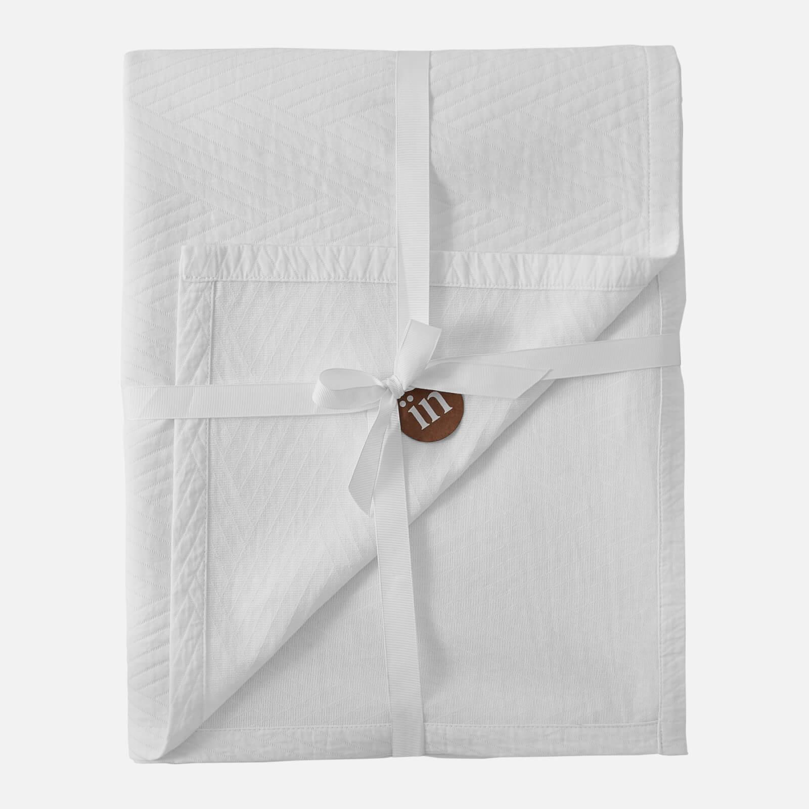 毯子-白色