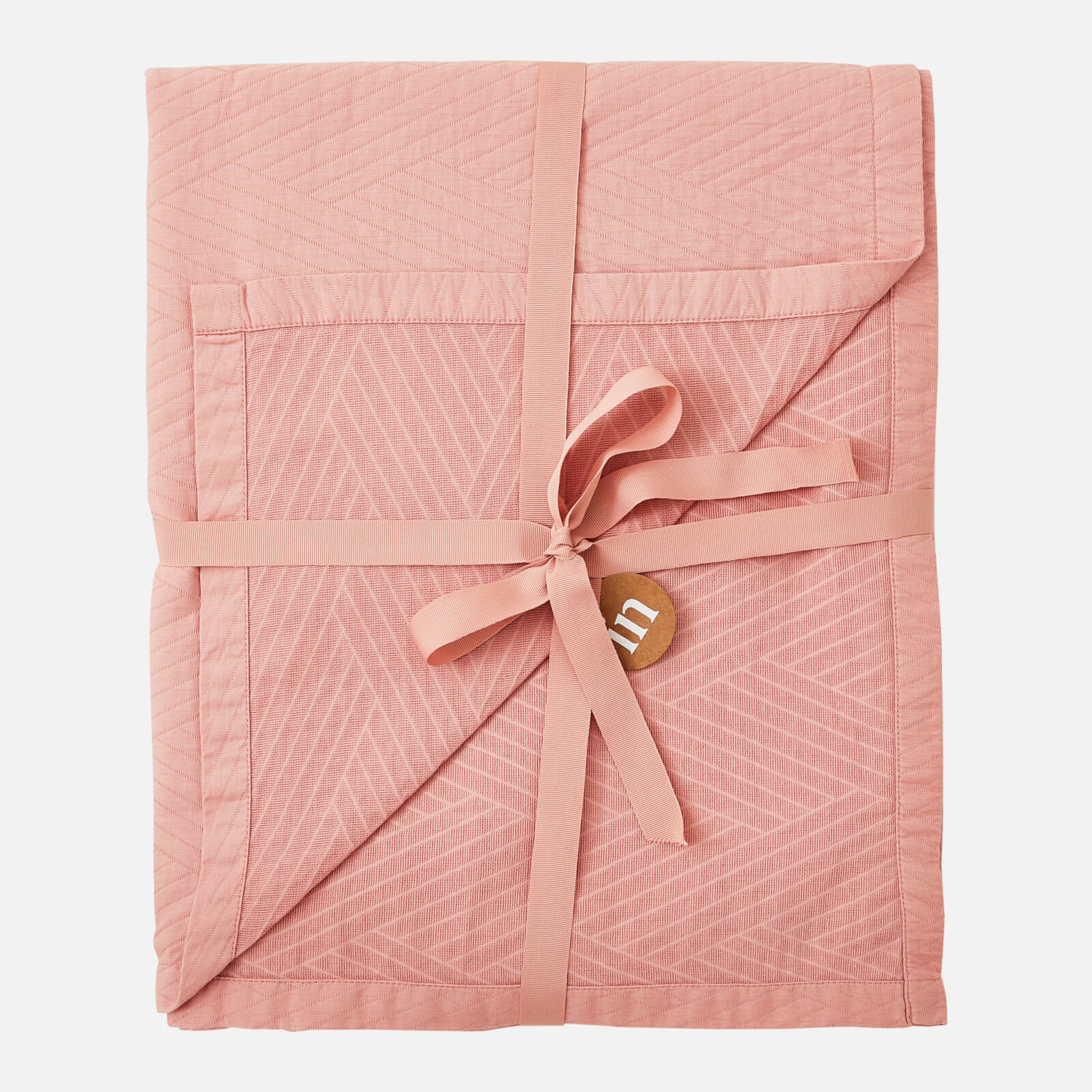 毯子-粉色