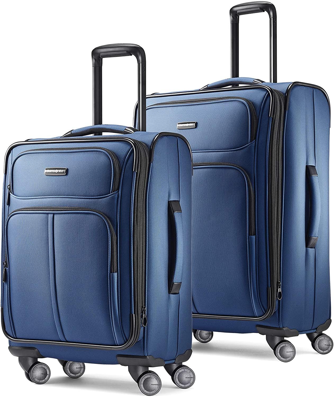 新秀丽 软面可扩展 行李箱