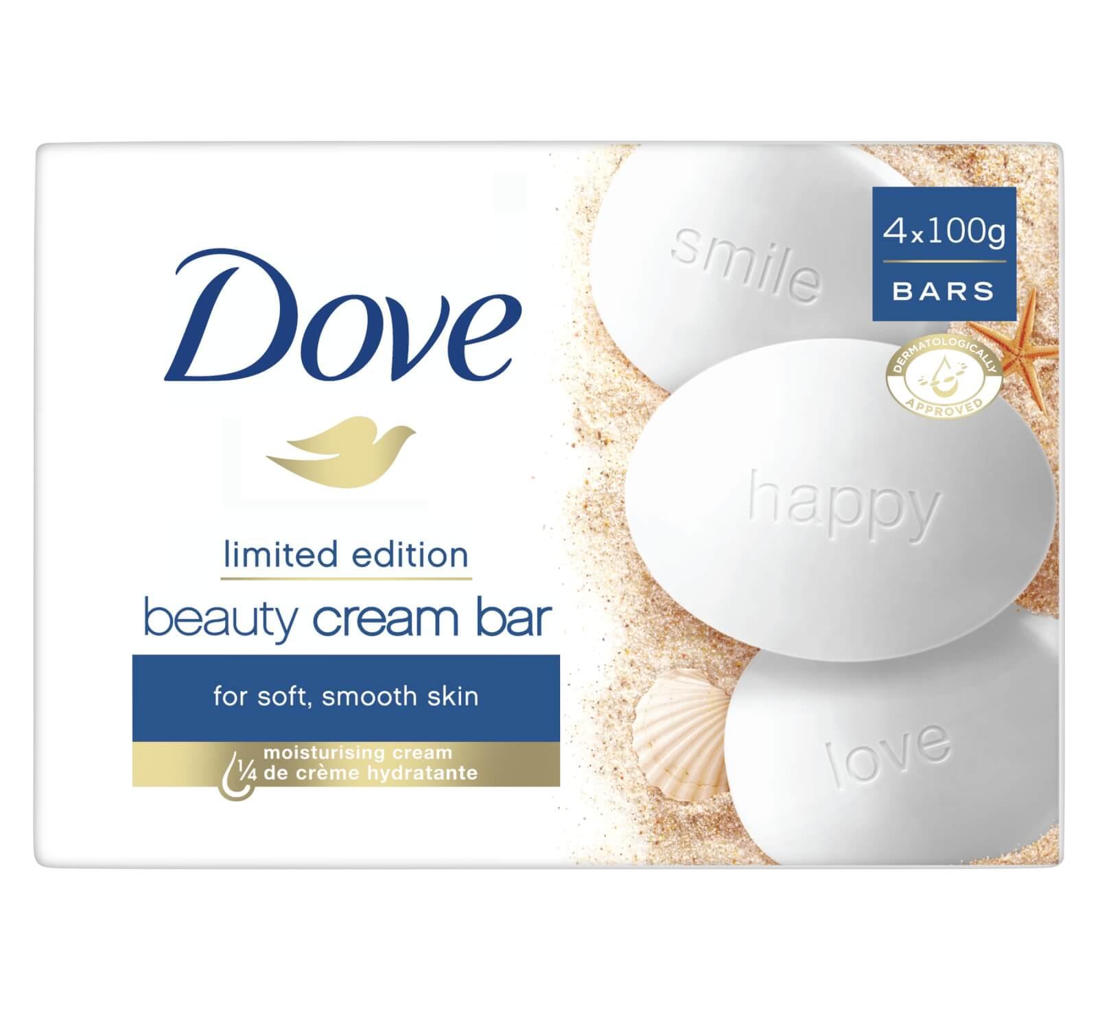 多芬 香皂 (4x100g)