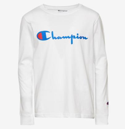 Champion长袖