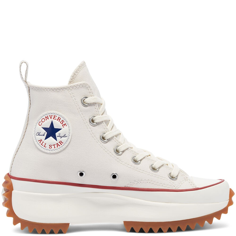 Run Star Hike 高帮帆布鞋