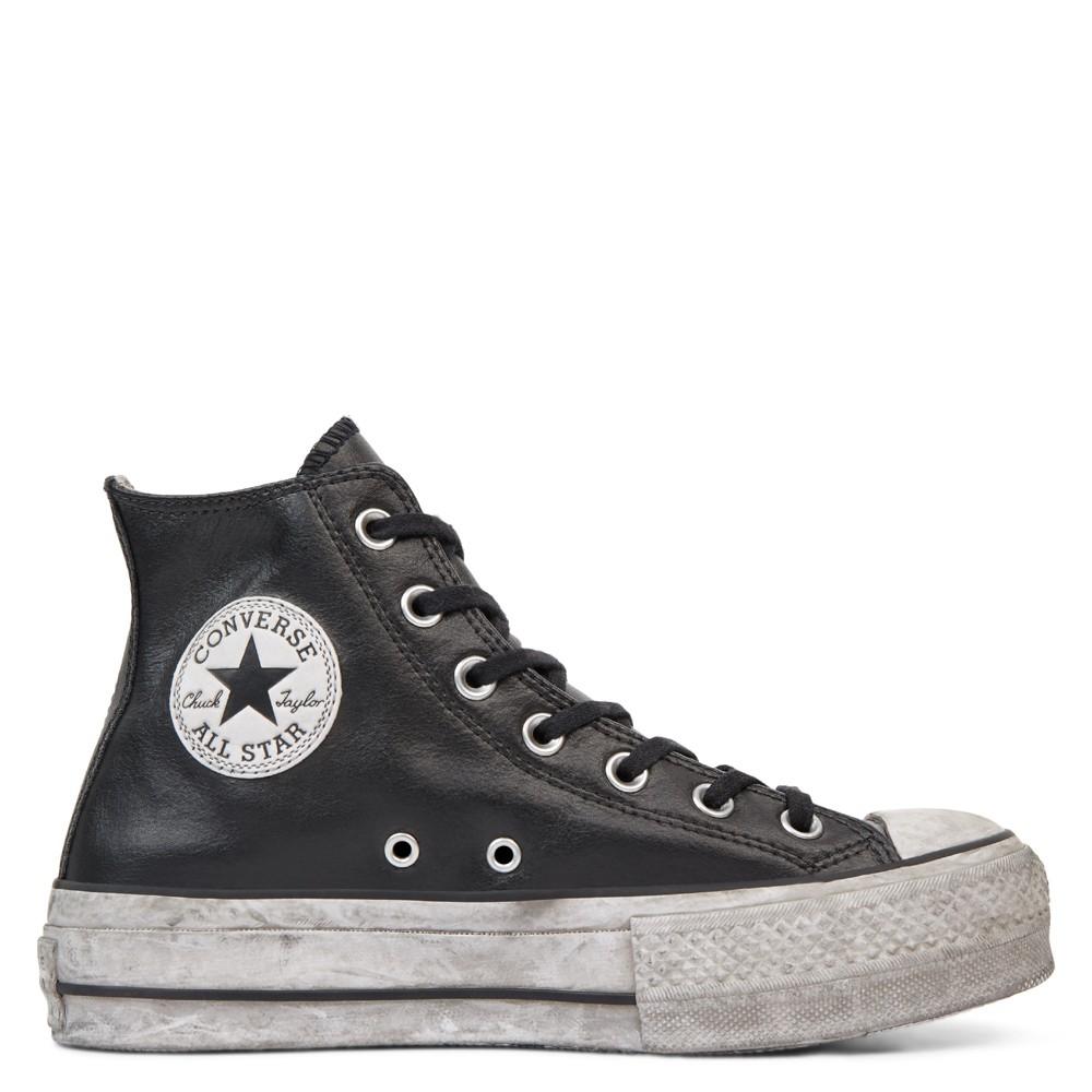 Chuck Taylor All Star 高帮小脏鞋
