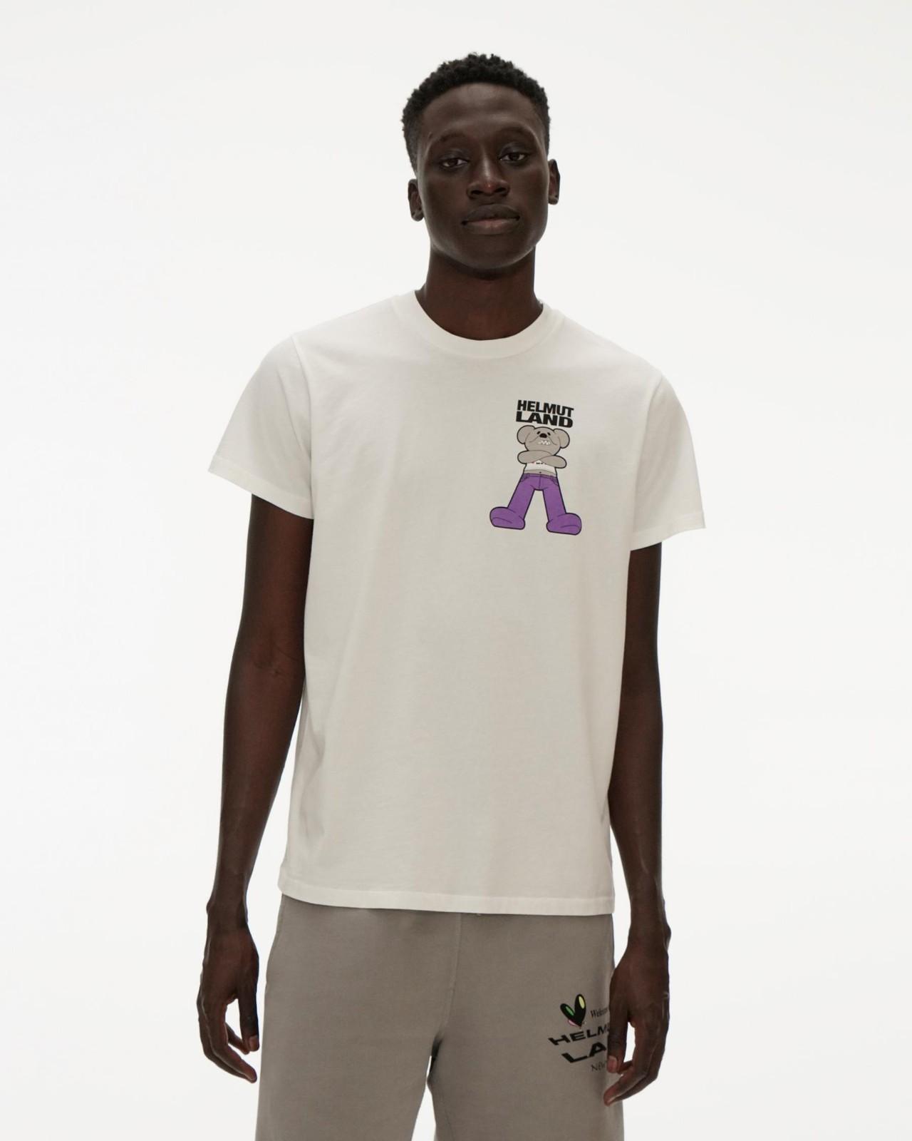 LAND® SMALL MASCOT T恤