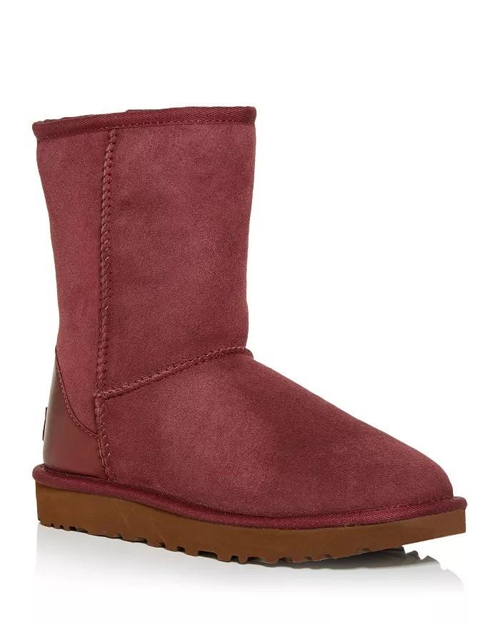 经典短款雪地靴