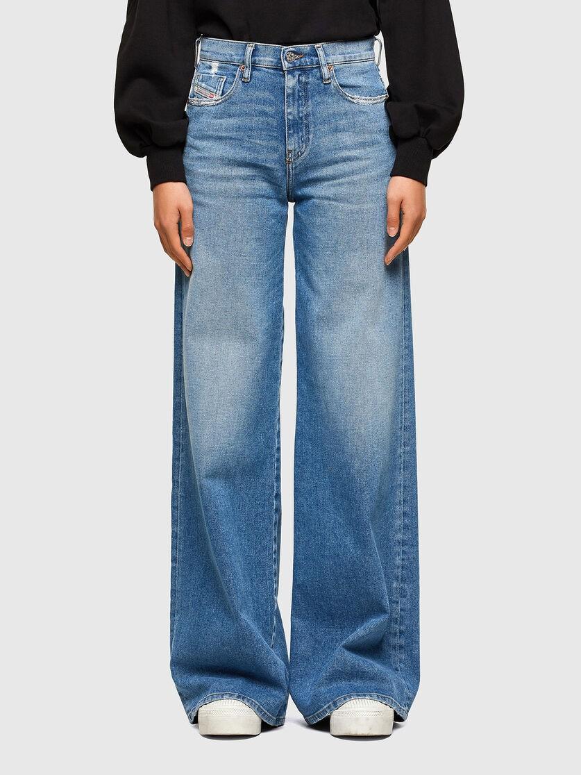 女士牛仔裤