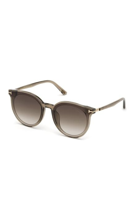 Tom Ford 63mm 茶色墨镜
