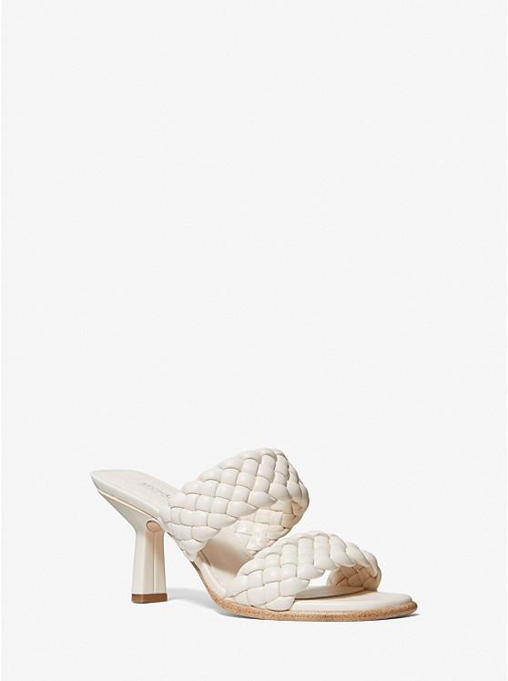 Amelia Braided 穆勒凉鞋