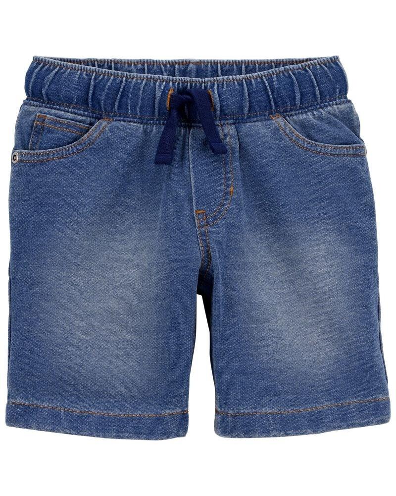 男婴牛仔短裤