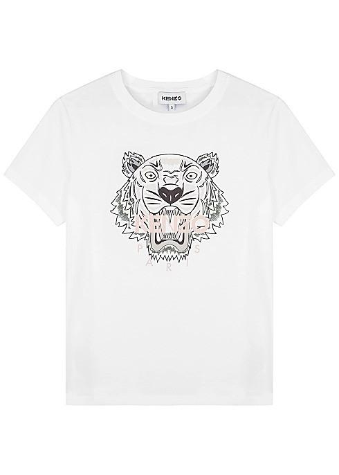 KENZO 虎头T恤