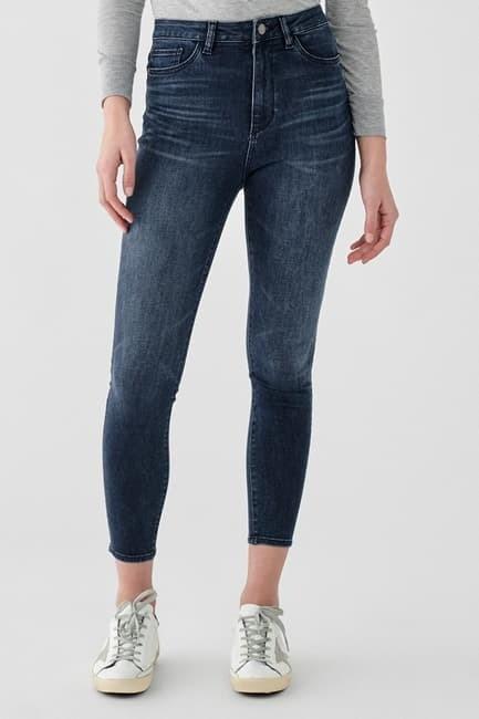 DL1961 九分紧身牛仔裤