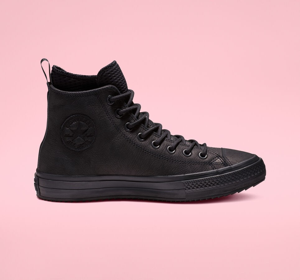 Leather Chuck Taylor All Star