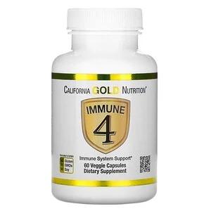 California Gold Nutrition免疫力胶囊