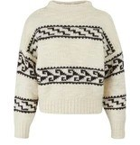 波西米亚风毛衣