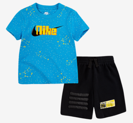 nike sky t-shirt set