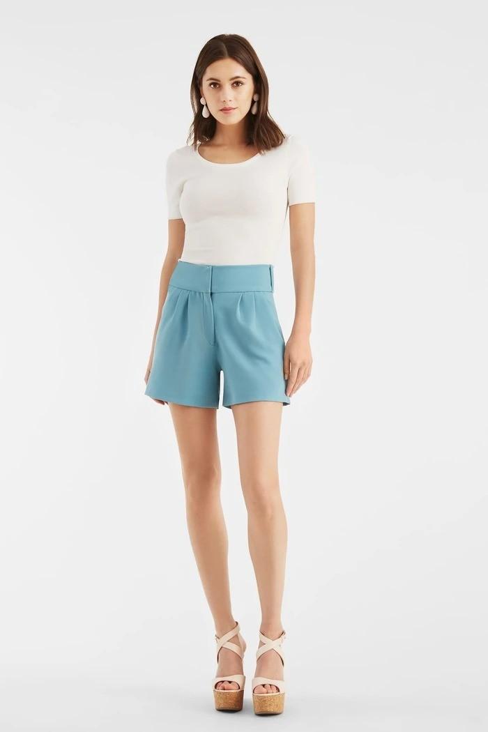 Charlotte 短裤