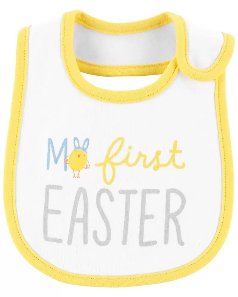 复活节婴儿口水兜