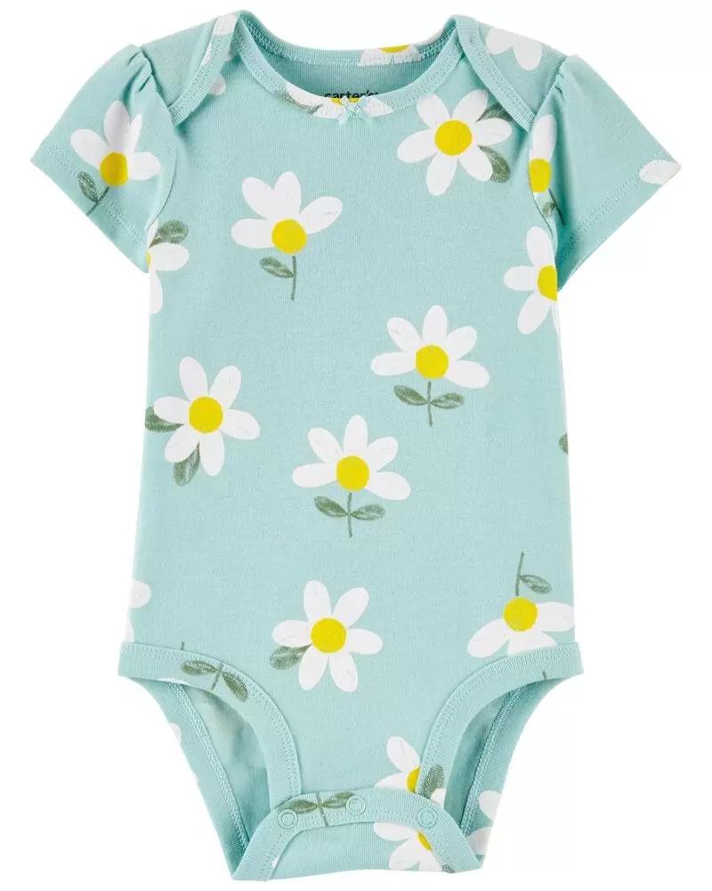 印花婴儿包臀衫