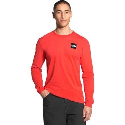 Red Box长袖T恤-男士