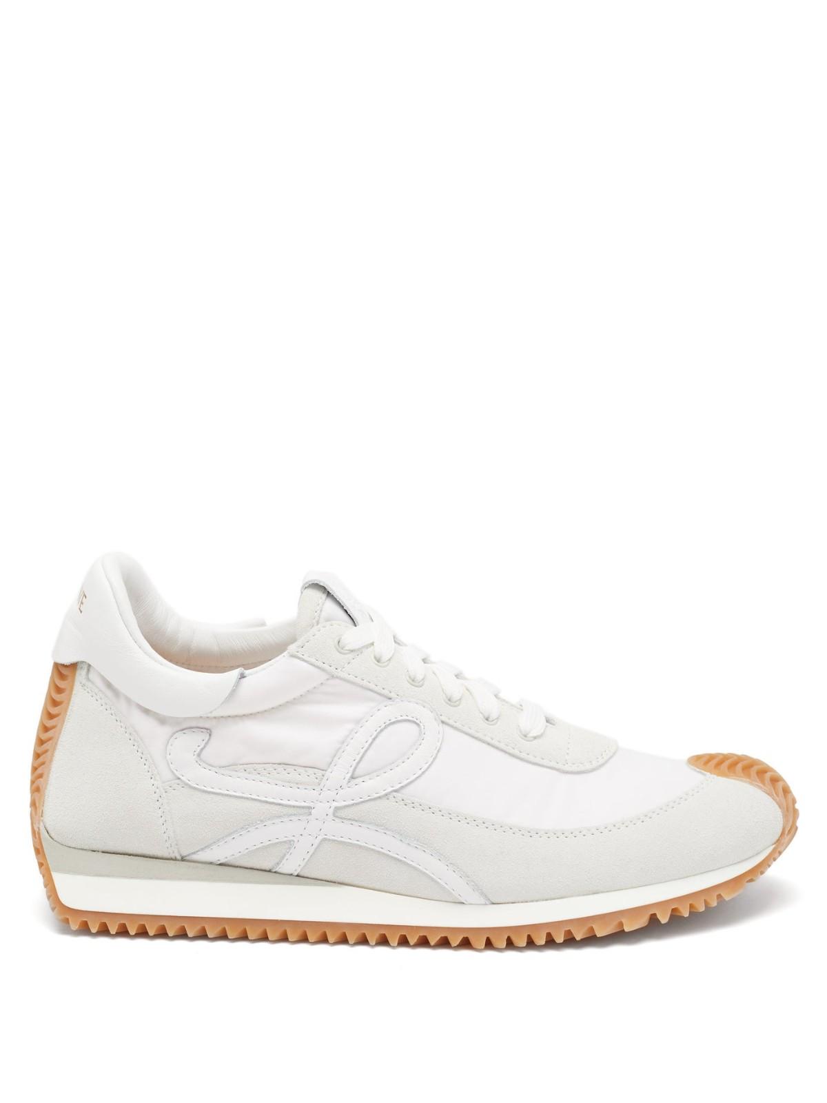 LOEWE小白鞋