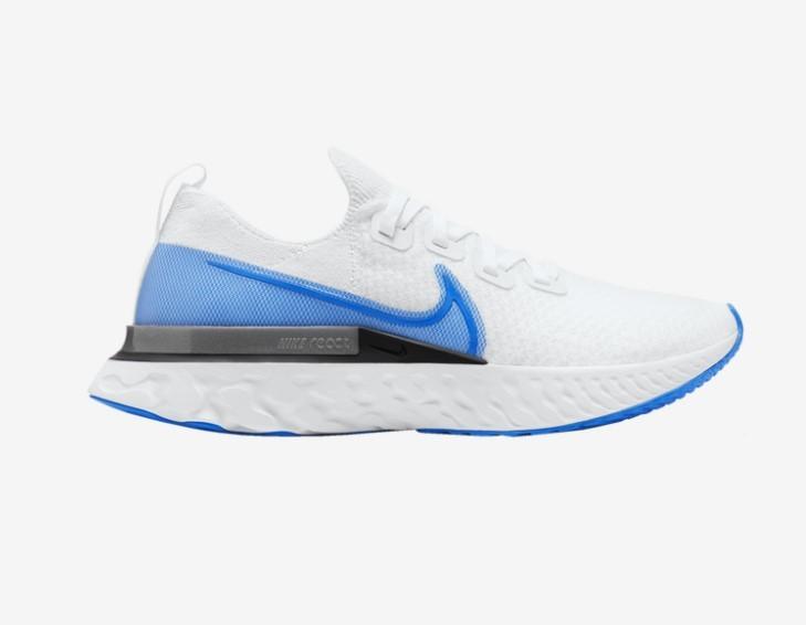 React Infinity Run Flyknit 跑鞋