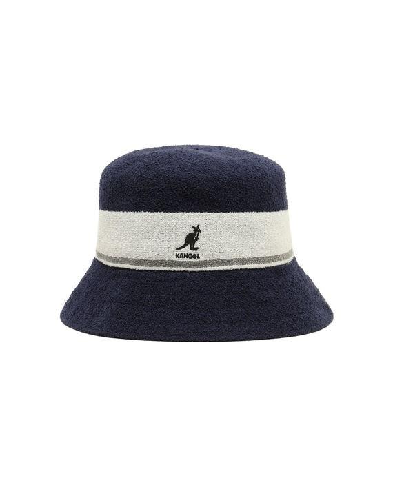 Logo 刺绣拼色渔夫帽