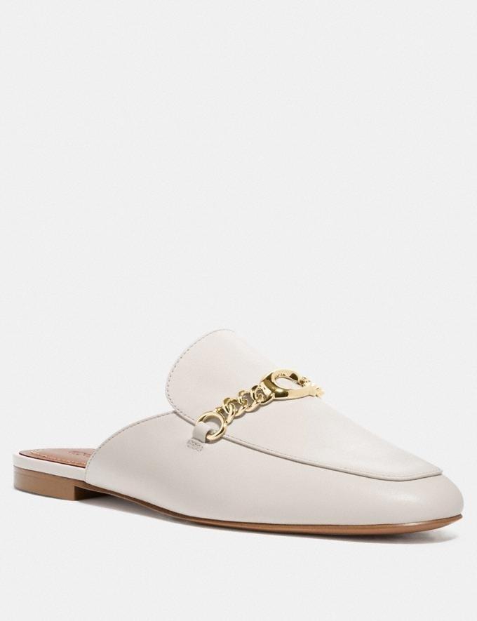 链条穆勒鞋