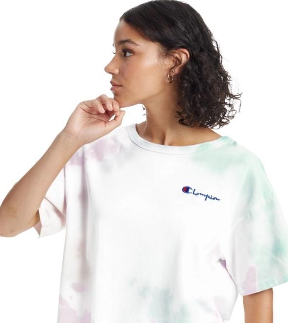 女士 短裤T恤