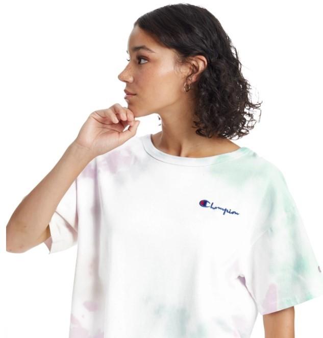 女士 短款T恤