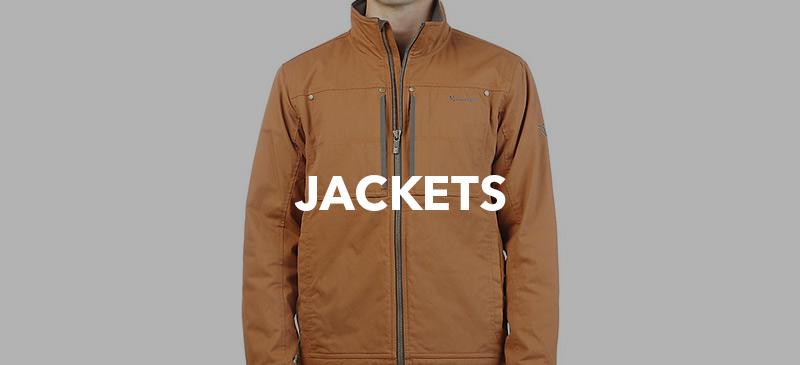 夹克外套专区