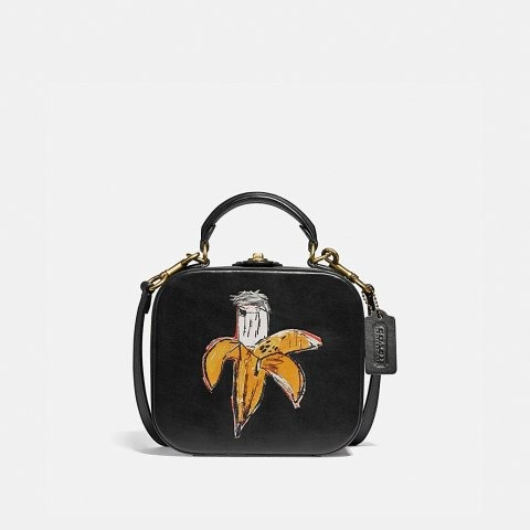 Coach X Jean-Michel Basquia Bag
