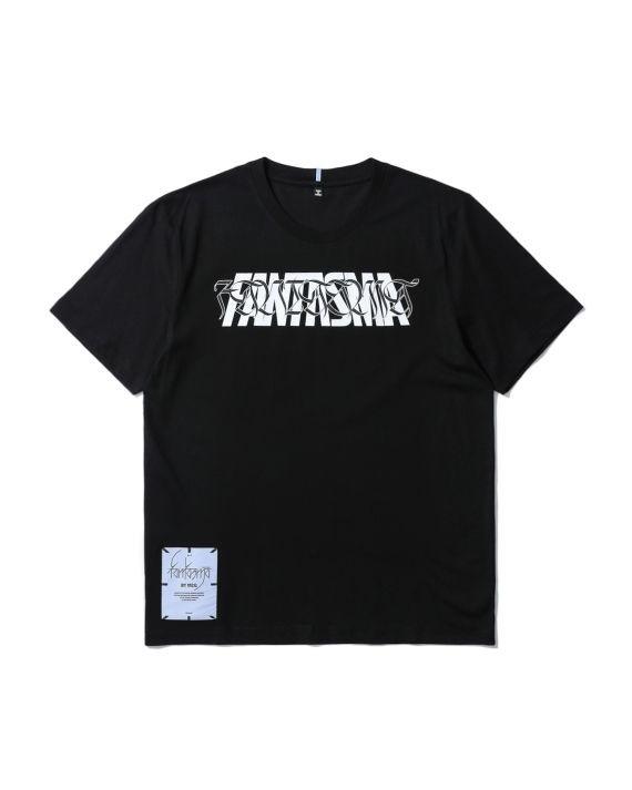 MCQ 文字印花 T 恤