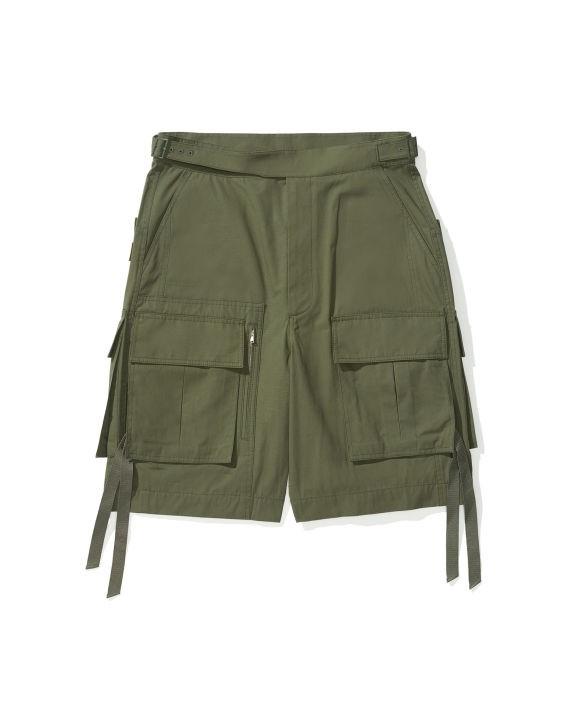 JUUN.J 饰飘带短裤