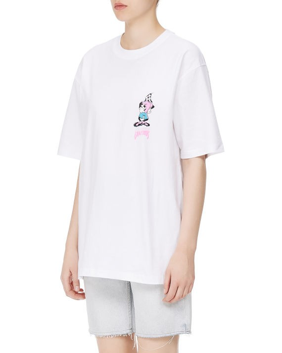 Disney 主题印花 T 恤