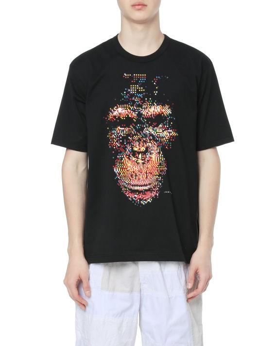动物印花 T 恤