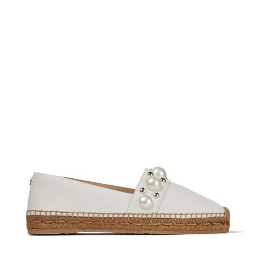 珍珠渔夫鞋