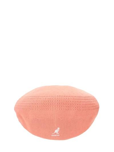 粉色贝雷帽