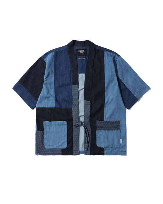 和服式衬衫