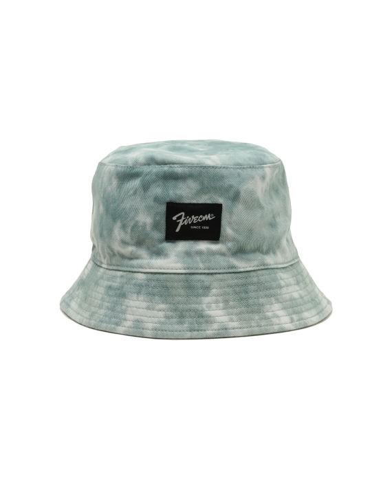 扎染效果渔夫帽