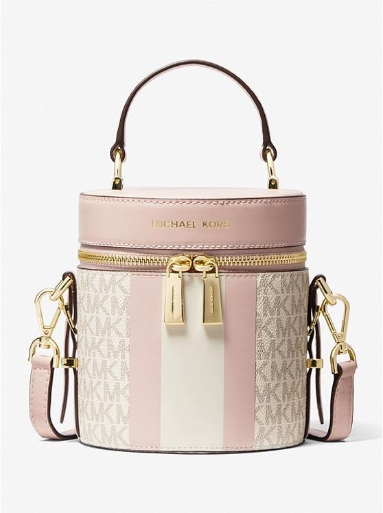 粉色水桶包