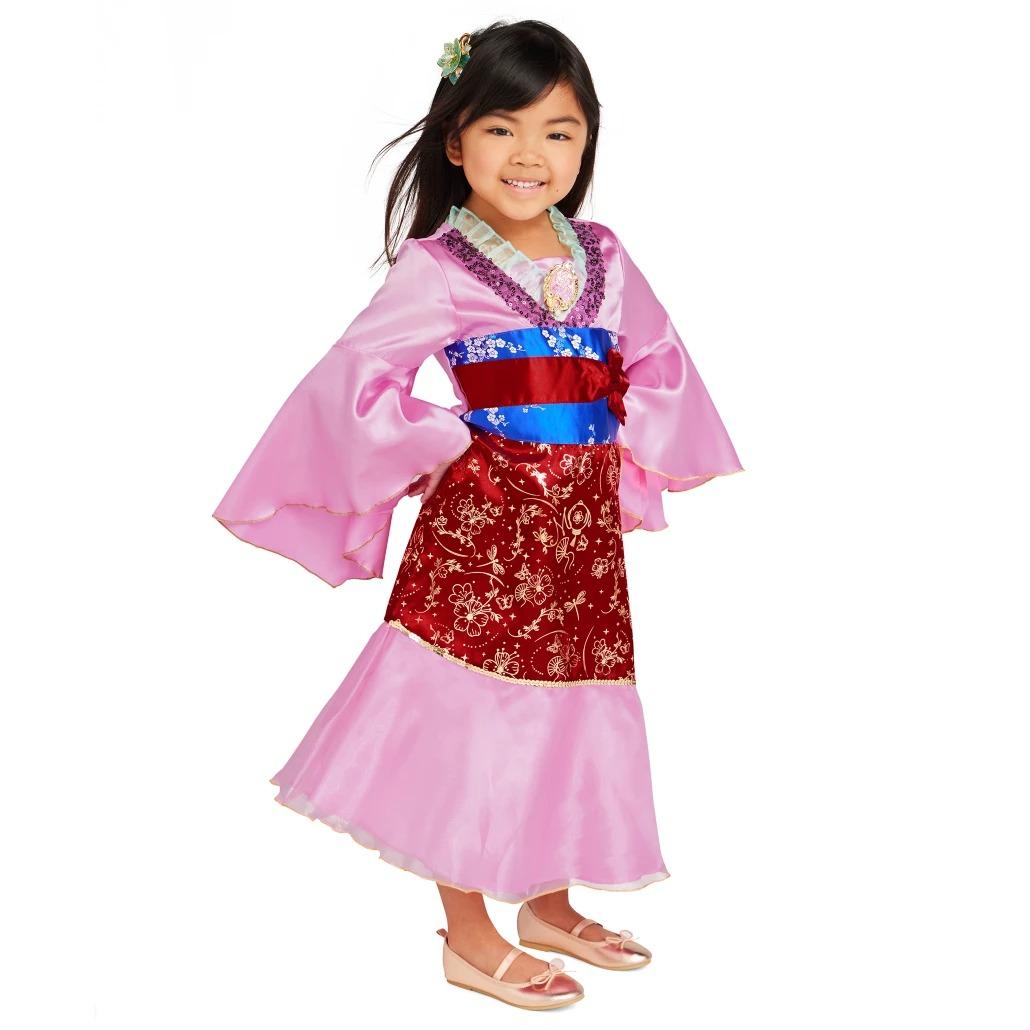 花木兰儿童服饰