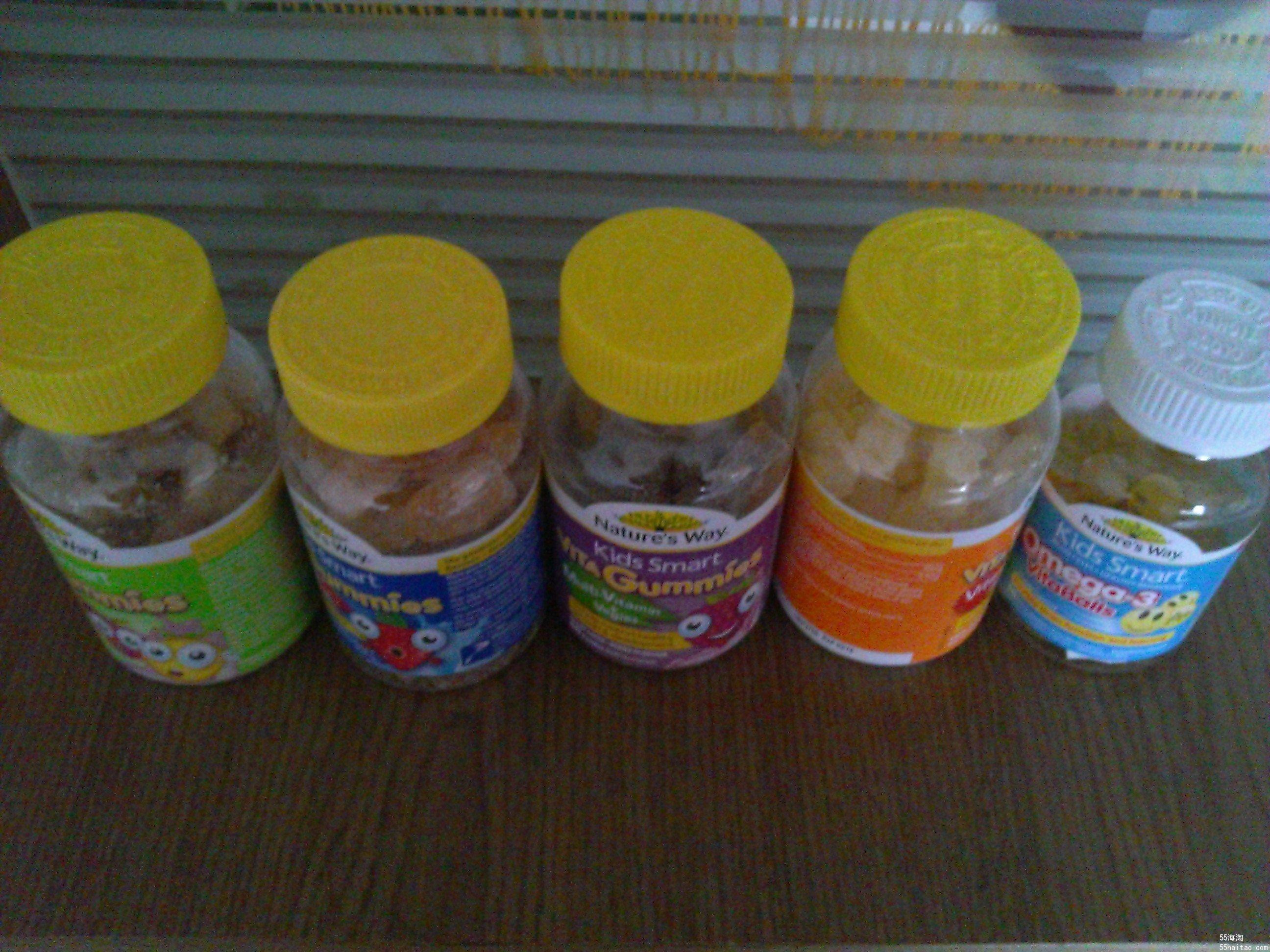 【海淘晒单】2013我为海淘狂+精心研究后给宝宝淘的辅食和保健品~~